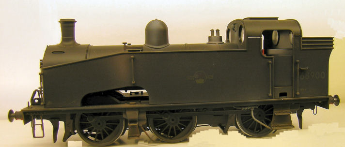 Finescale Brass J50